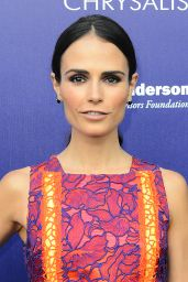 Jordana Brewster In Peter Pilotto Dress - 2014Chrysalis Butterfly Bal in Los Angeles