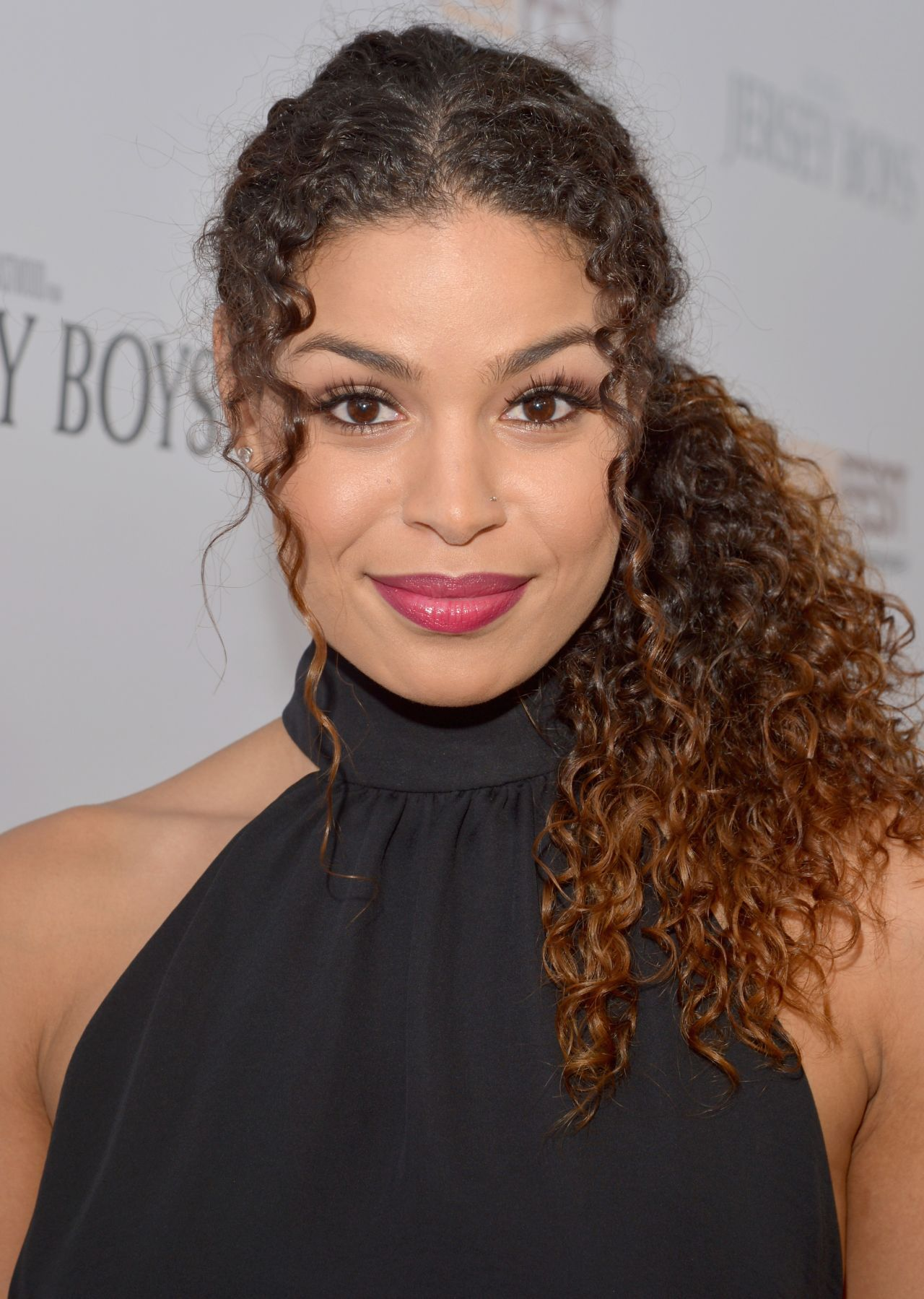 Jordin Sparks – 'Jersey Boys' Premiere in Los Angeles