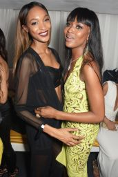 Jourdan Dunn Night Out Style - Naomi Campbell
