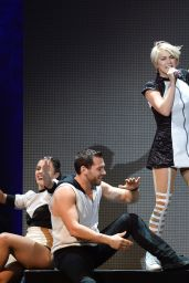 Julianne Hough Performs at Seminole Hard Rock Hotel & Casino in Hollywood - Florida June 2014