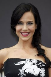 Julie Benz at Defiance Photocall – 2014 Monte Carlo TV Festival in Monaco
