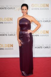 Julie Benz – Closing Ceremony of the 54th Monte-Carlo Television Festival