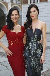 Julie Benz & Jaime Murray - 2014 Monte Carlo TV Festival in Monaco