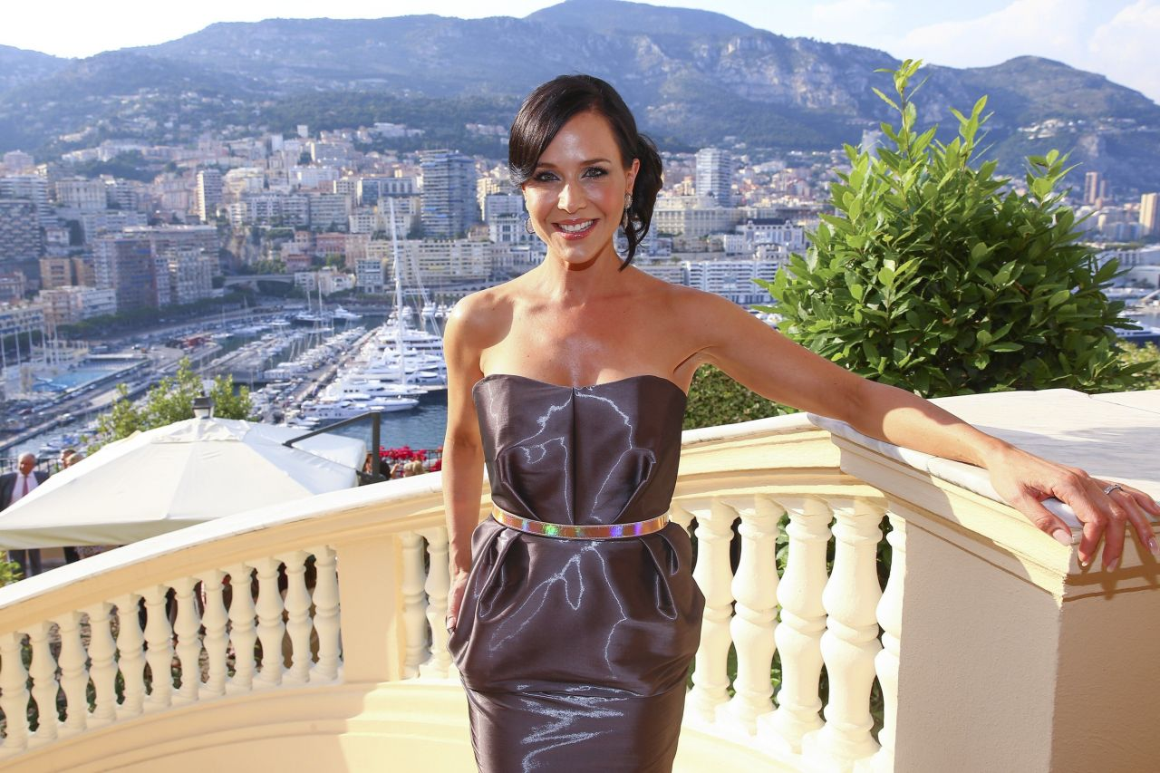 Julie Benz - 'Minister of State' Photocall – 2014 Monte Carlo TV Festival in Monaco