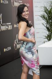 Julie Benz – Photocall at 2014 Monte Carlo TV Festival in Monaco