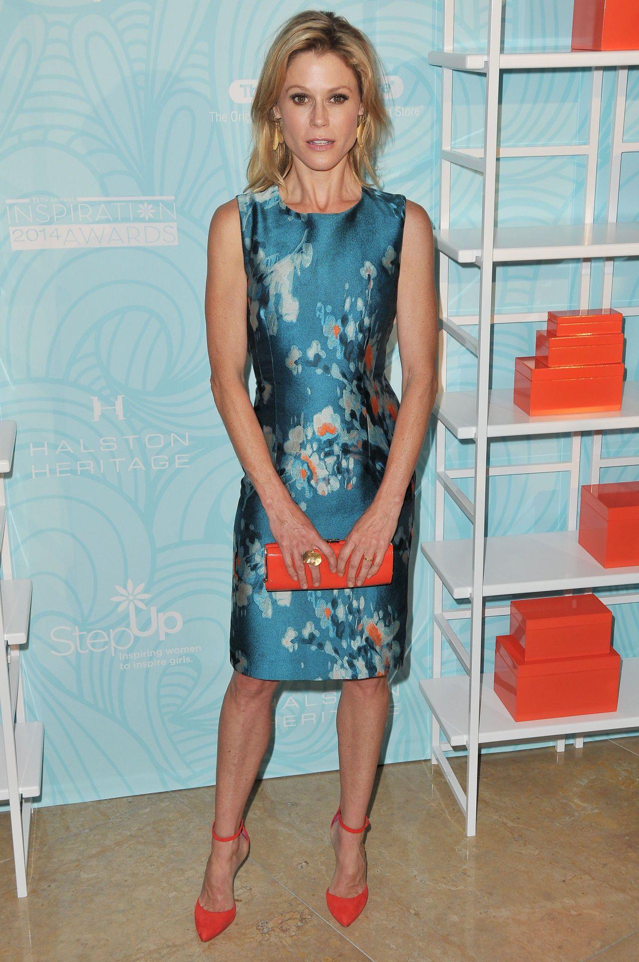 Julie Bowen 2014 Step Up Inspiration Awards In Beverly