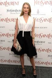 Julie Henderson – 'Yves Saint Laurent' Premiere in New York City