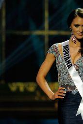 Kadie Latimer (Montana) - Miss USA Preliminary Competition - June 2014
