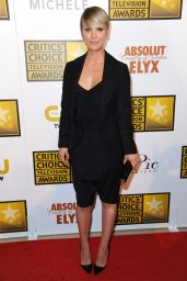 Kaley Cuoco – 2014 Critics Choice Television Awards in Beverly Hills