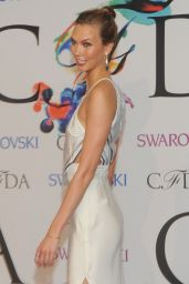 Karlie Kloss in Band of Outsiders Dress - 2014 CFDA Fashion Awards