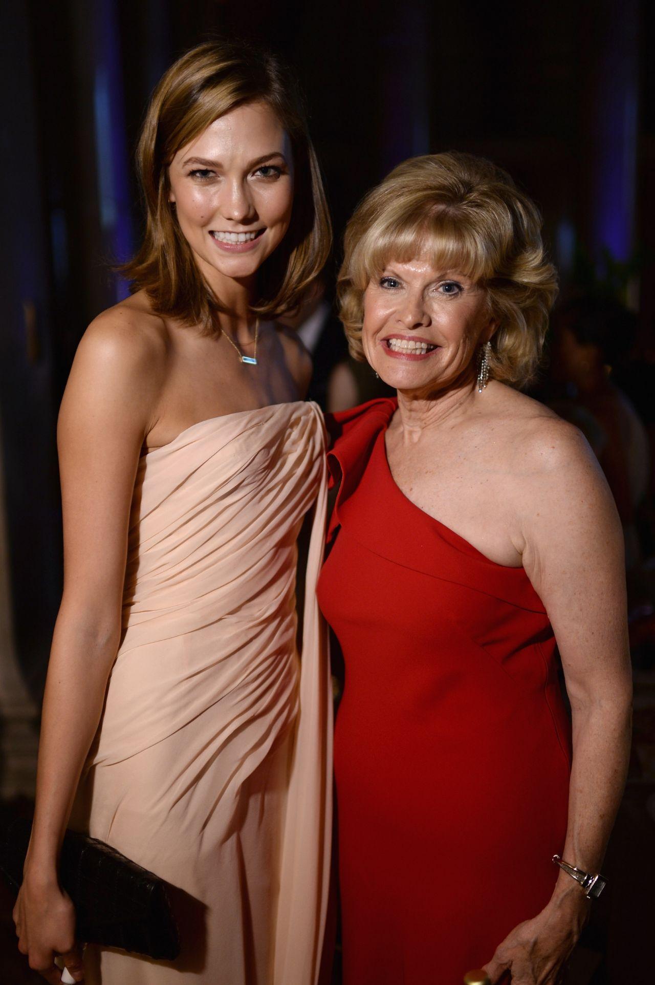 Karlie Kloss - Make-A-Wish Metro New York Annual Gala - June 2014