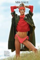 Karlie Kloss – Vogue Magazine (Paris) June/July 2014 Issue
