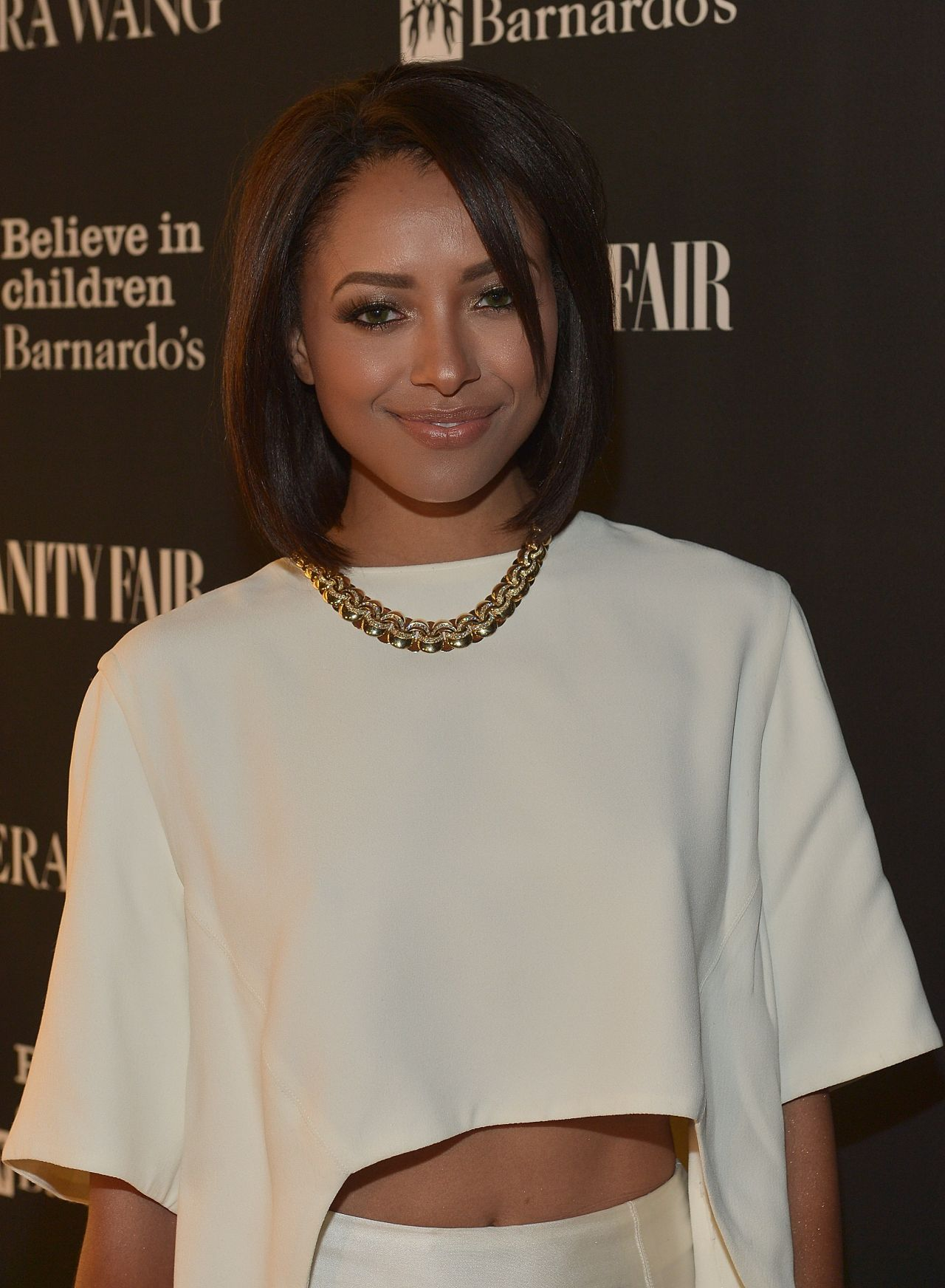 Kat Graham - Vanity Fair Magazine Celebrates The Opening Of Vera Wang in Beverly Hills