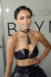 Kat Graham - Zana Bayne Leather Fashion Show Party in Los Angeles - June 2014