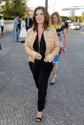 Katarina Witt - Burda Sommerfest 2014 in Berlin - June 2014