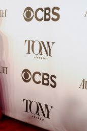 Kate Mara in Dolce & Gabbana Dress – 2014 Tony Awards in New York City