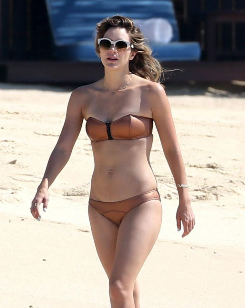 Katharine McPhee in a Bikini in Cabo - June 2014