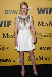 Kathleen Robertson - Women In Film 2014 Crystal And Lucy Awards in Los Angeles