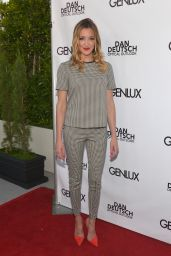 Katie Cassidy - Genlux Summer 2014 Issue Cover Party in Los Angeles