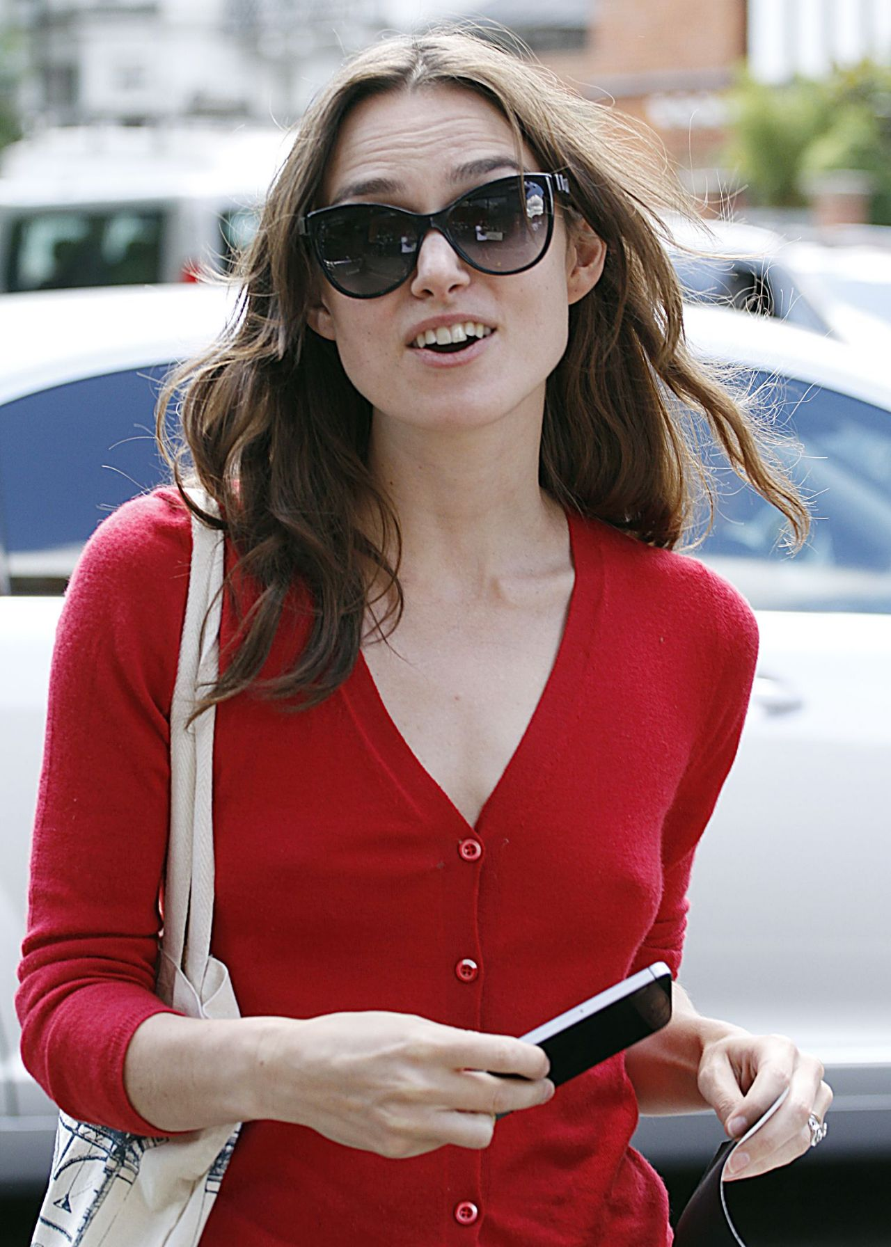 Keira Knightley Casual Style - Out In London - June 2014-4971