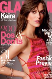 Keira Knightley - Glamour Magazine July 2014 Cover