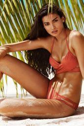 Kelly Gale Bikini Photoshoot - H&M Swimwear - June 2014