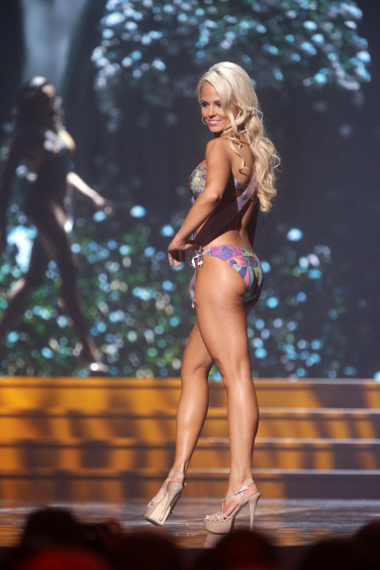 Kelsey Miller - Miss USA Preliminary Competition - June 2014