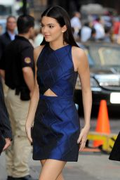 Kendall & Kylie Jenner at Good Morning America Studio in New York City - June 2014