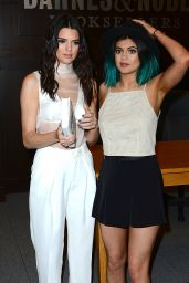 Kendall & Kylie Jenner at Rebels: City of Indra Book Signing in Los Angeles - June 2014