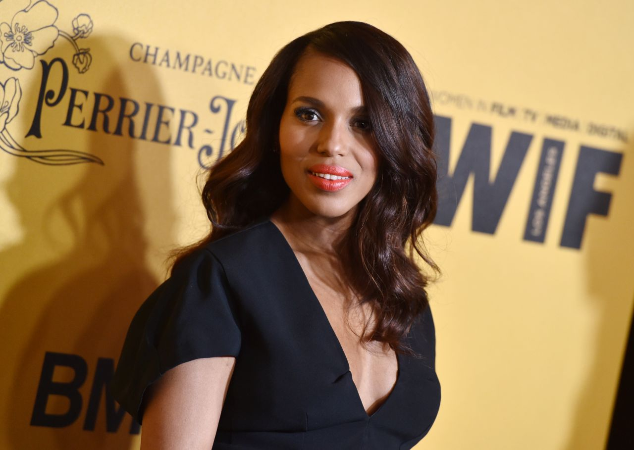 Kerry Washington – Women in Film Crystal + Lucy Awards 2014