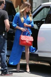 Khloe Kardashian Out for Lunch in Beverly Hills - June 2014