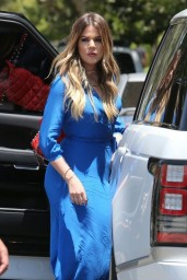 Khloe Kardashian Out for Lunch in Beverly Hills – June 2014