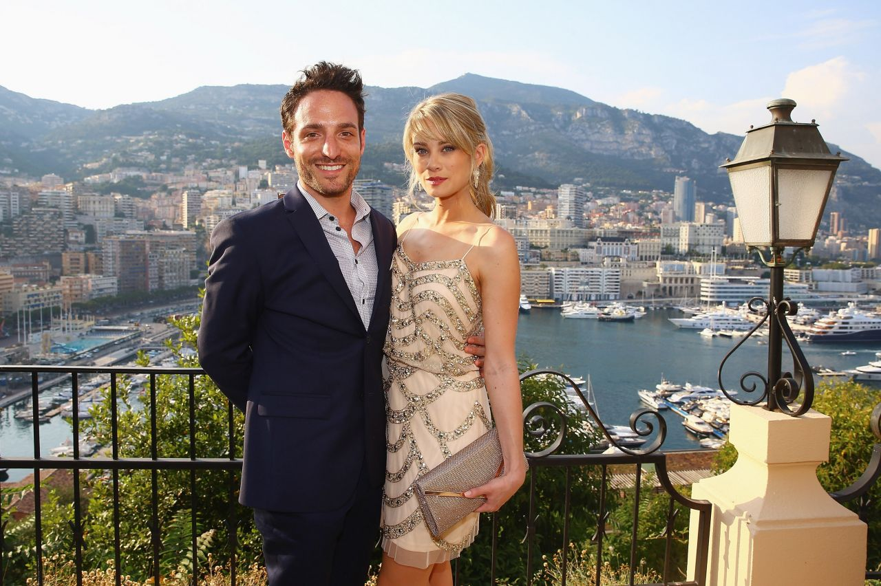 Kim Matula - 2014 Monte Carlo TV Festival