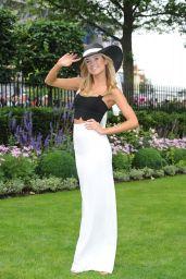 Kimberley Garner - Royal Ascot Day 3 at Ascot Racecourse - June 2014