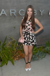 Kira Kosarin in Via Spiga Pumps at Marc By Marc Jacobs Fall/Winter 2014 Preview in Los Angeles