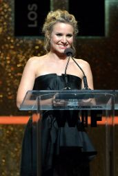 Kristen Bell - Women In Film 2014 Crystal And Lucy Awards in Los Angeles