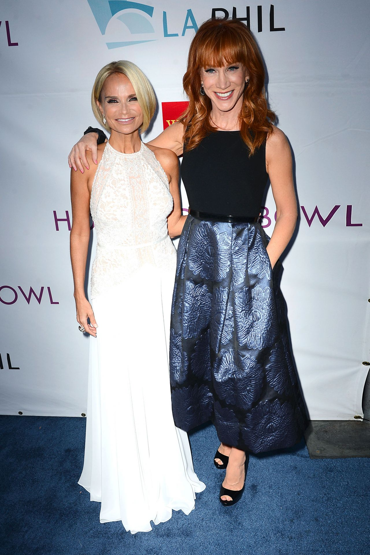 Kristin Chenoweth & Kathy Griffin - 2014 Hollywood Bowl Opening Night