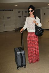 Krysten Ritter at LAX Airport - June 2014
