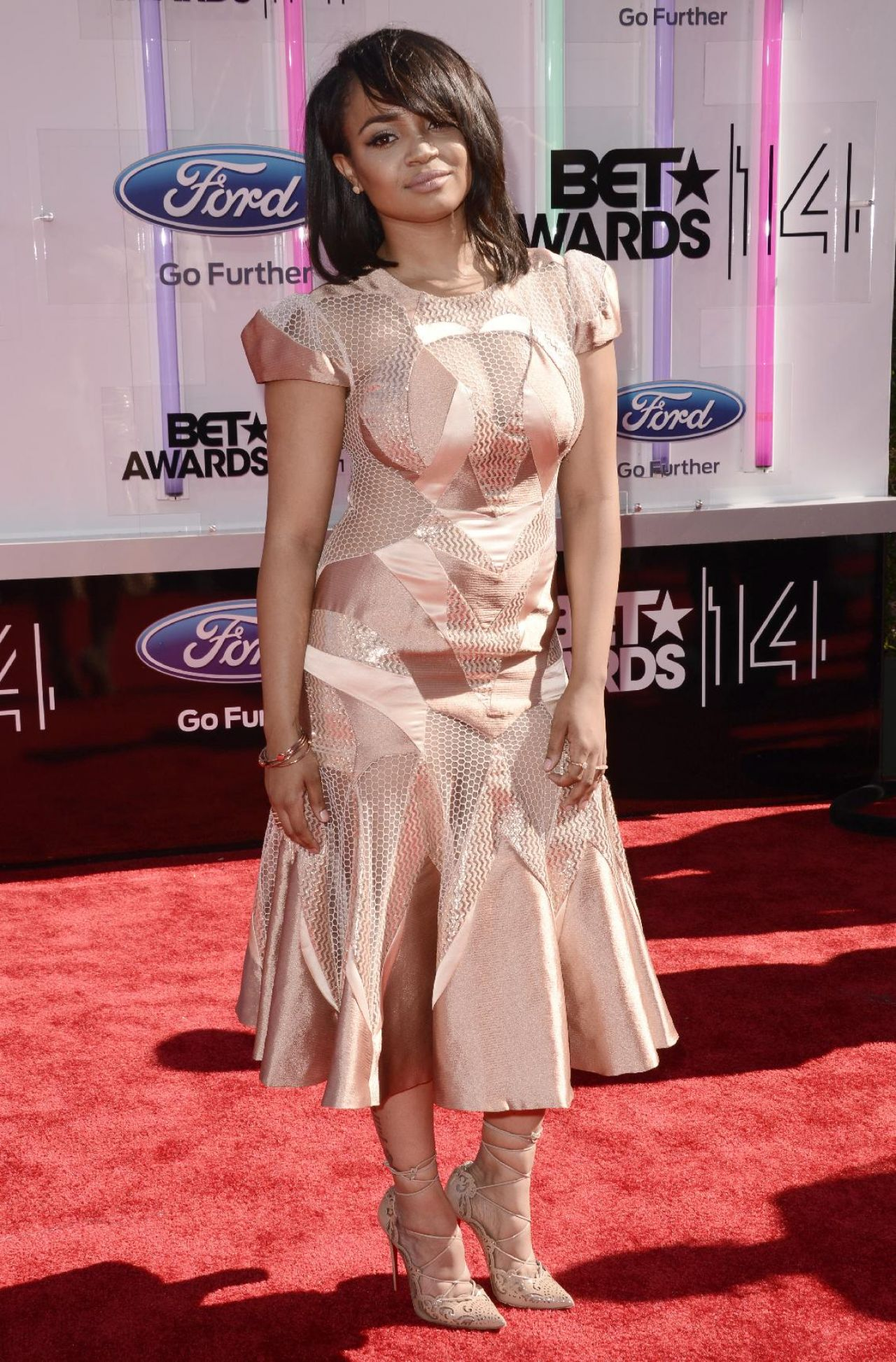 Kyla Pratt - 2014 BET Awards