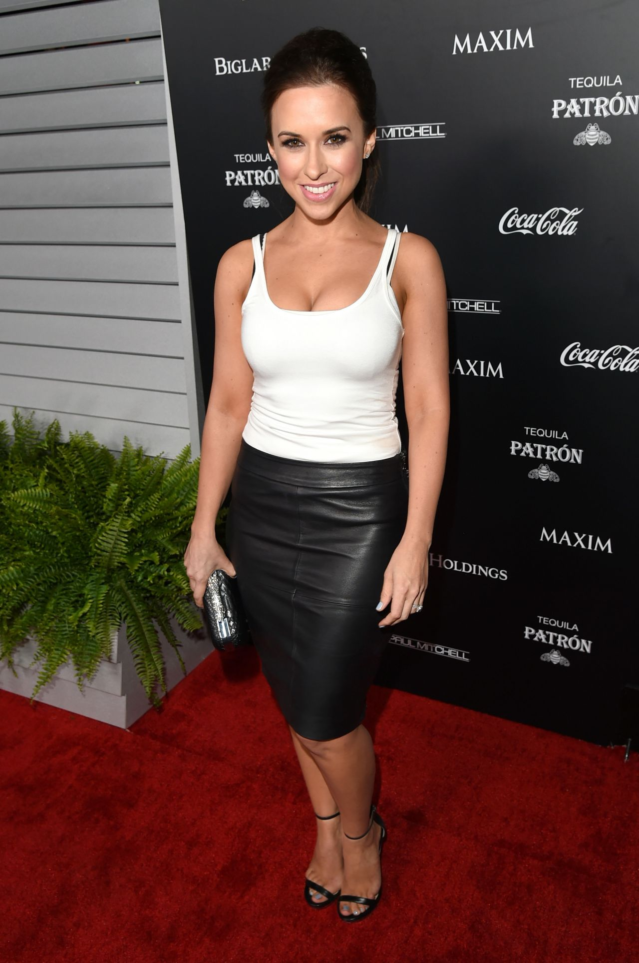 Lacey Chabert Maxim S Hot 100 Women Of 2014 Celebration
