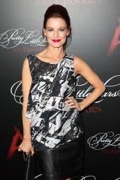 Laura Leighton - 'Pretty Little Liars' 100th Episode Celebration in Hollywood