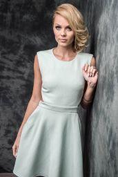 Laura Vandervoort - CTV Upfront 2014 Portraits in Nashville