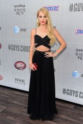 Laura Vandervoort in Pamella Roland & Asos – 2014 Spike TV's Guys Choice Awards
