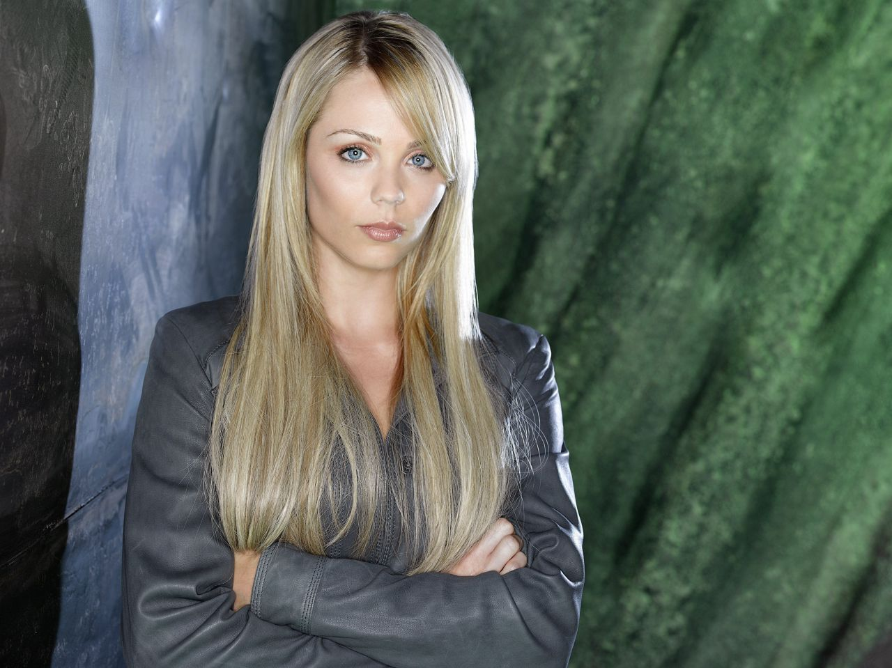 Laura Vandervoort V Tv Series Promo Shoot