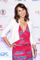 Lexa Doig at 2014 Leo Awards