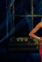 Lexi Atkins (Illinois) - Miss USA Preliminary Competition - June 2014