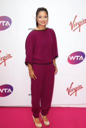 Li Na – WTA Pre-Wimbledon 2014 Party at Kensington Roof Gardens in London
