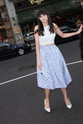 Lilah Parsons – WTA Pre-Wimbledon 2014 Party at Kensington Roof Gardens in London