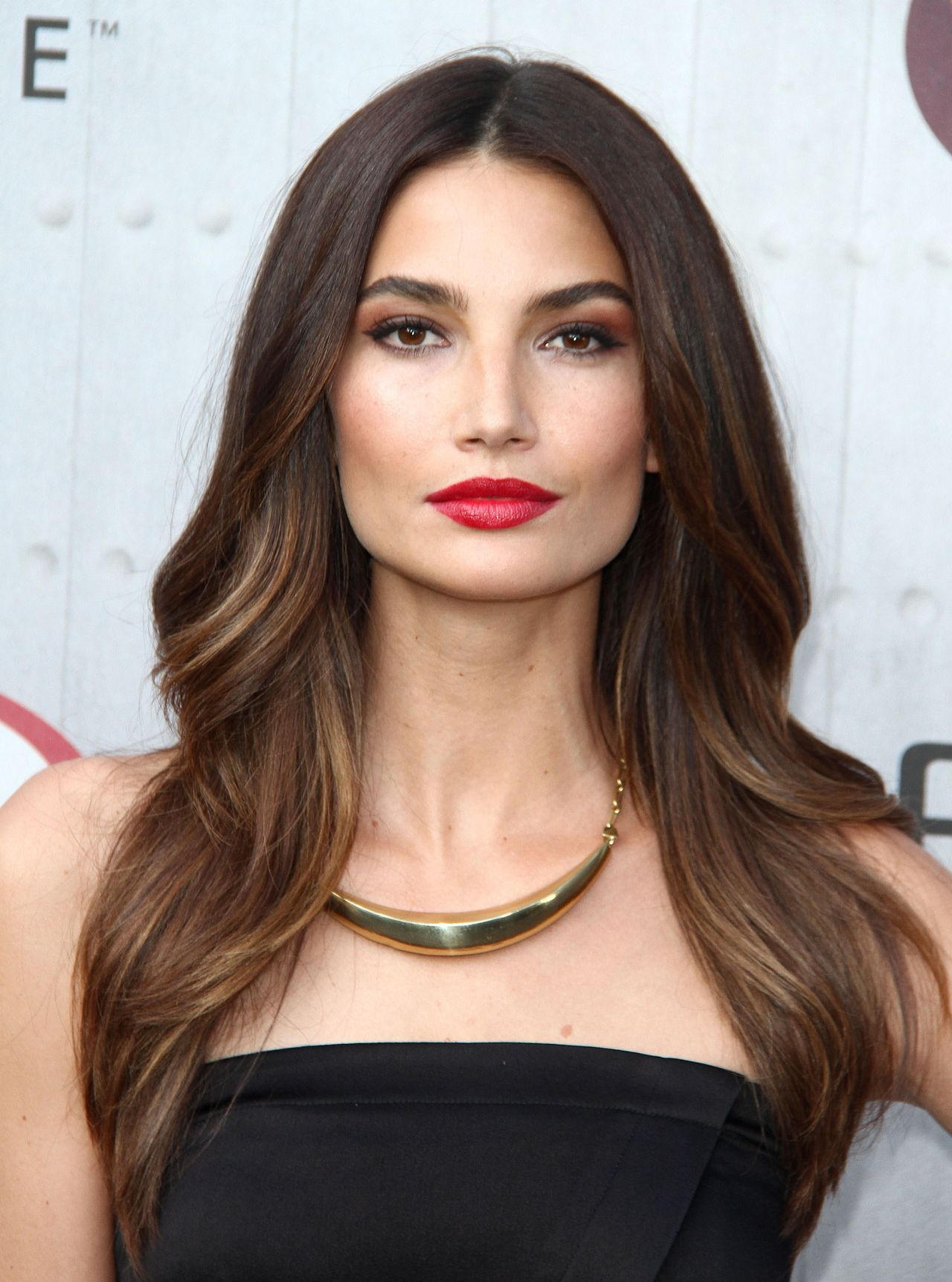 Lily Aldridge 2014 Spike Tv S Guys Choice Awards