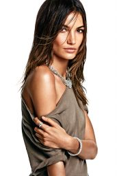 Lily Aldridge - Photoshoot for Vogue Magazine (Mexico) - July 2014